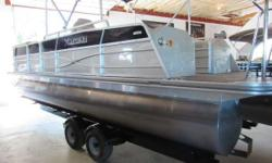 Located Saratoga Springs New York Demo Boat , SAVE SAVE SAVE Whether touring the shoreline or anchored at the sandbar, relaxing comes naturally on Xcursion's rear lounge model. The luxurious stern couches can be occupied while the boat is underway and