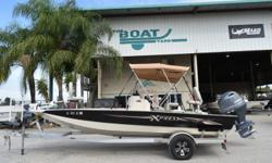 2015 Xpress Boats Hyper-Lift Series H20B 2015 Yamaha F115 with under 50hrs 2015 Aluminum single axle trailer Style & Elegance Style and elegance depict the outward appearance of our Hyper-Lift® Bay, yet don?t think this beauty can?t be a tough boat in