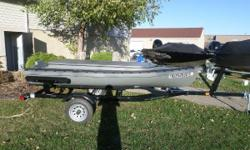 2016 Bankes Boats Intruder Sneak Hard cover Trailer not included Two tone gray Call for price Nominal Length: 20' Length Overall: 20' Beam: 0 ft. 1 in. Stock number: 14485