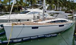 Bavaria Vision 46, designed for the sailor who appreciates the finer things in life The Vision 46 is a yacht designed by Farr yacht design, that takes advantage of the latest construction technologies developed by the Bavaria engendering team, and
