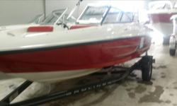 Approximately 40 hours on this 2016 175 Bow Rider. Owner is moving up to a larger boat. Call for appointment today. Trades considered CANVAS BIMINI TOP BOW COVER (BLACK) COCKPIT COVER ELECTRICAL BATTERY ELECTRONICS AM/FM STEREO MECHANICAL BILGE BLOWER