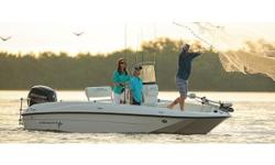 2016 BAYLINER F18 Our new Element F18 takes full advantage of our exceptionally-stable M-Hull by combining it with a deck plan focused on fishability. This versatile center console blends affordability and fishability in a way you simply can't