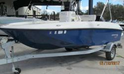 2016 Bayliner 180 EF Our new Element F18 takes full advantage of our exceptionally-stable M-Hull by combining it with a deck plan focused on fishability. This versatile center console blends affordability and fishability in a way you simply can't