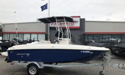 JUST LISTED! 2016 Bayliner Element F18 ** UNDER MERCURY FACTORY WARRANTY COVERAGE UNTIL 7/26/2019! **  Our new Element F18 takes full advantage of our exceptionally-stable M-Hull by combining it with a deck plan focused on fishability. This