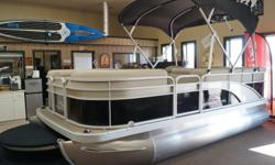 SOLD 2016 Bennington 168 SL - 8FT Wide 2016 BENNINGTON 168SL PACKAGED WITH A YAMAHA 9.9! THE S SERIES FISHING OR CRUISE PONTOON BOATS FROM BENNINGTON Yes, you CAN own a Bennington. Go from dreaming of a pontoon boat to actually owning one. The