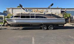 ****RARE FIND***** 2016 25 QCW I/O only 41 Hours 350Hp Mercuriser Bravo 3Loaded call today 805-466-9058 or kris@vsmarine.com Engine(s): Fuel Type: Gas Engine Type: Stern Drive - I/O Quantity: 1 Draft: 3 ft. 0 in. Beam: 8 ft. 6 in.