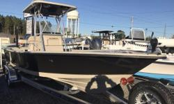 HUGE DEMO DISCOUNT!!! 2016 Blazer Boats 2400 HUGE DEMO DISCOUNT, WILL NOT LAST LONG!! LOADED WITH OPTIONS!! FINANCING AVAILABLE!!!! LOADED WITH OPTIONS!! YOU WILL NOT SEE ANOTHER DEAL LIKE THIS!!! RESERVE IT BEFORE ITS GONE! In the 2400 you can fish the