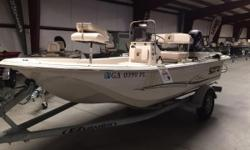 2016 Carolina Skiff JVX Series 16CC MOTOR UNDER WARRANTY UNTIL 6-29-24 Of all the Carolina Skiff series, the JVX is considered the king of versatility. Not only does the JVX come in three different sizes (16-, 18, and 20-foot models) but its also