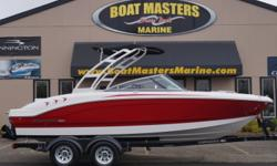 SOLD 2016 Chaparral 21 H2O Sport So Much To Do Everything that has made Chaparral's wildly popular H2O Series the talk of the waterways, gets bigger and better with the amazing 21 Sport. Who says value and excitement don't mix? With a No Haggle, Real Deal