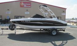 2016 Chaparral 190 H20 with Mercruiser 4.3 MPI 220 HP & Alpha One Outdrive. Very clean boat in like new condition with a low low 55.9 Hours. Great boat for local lake or lake Powell, complete package ready for the water. Please call for more info on this
