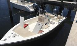 The Cobia 21 Bay is designed for a satin-smooth ride, improved fishability and unmatched value. No matter where the fish are biting, youll be able to get to them. The 21 Bays semi-V hull and high gunnels keep things stable and dry in near-shore