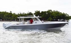 The Everglades 435cc needs no introduction. It's no secret the quality build and performance Everglades crafts into every hull number. Through numerous awards and recognition for their patented RAMCAP technology, Everglades boats are just built different!