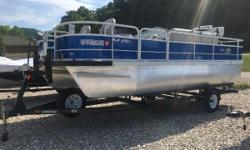 THE GREAT OUTDOORS MARINE - THE FUN STARTS HERE! This is a 2016 G3 SunCatcher V20F with a Yamaha 70hp 4-stroke outboard and a single axle trailer with a spare tire. The boat comes also come with a storage cover. There are 2 fishing seats in the front of
