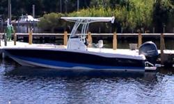 2016 Nautic Star 231 Coastal on the Florida / Alabama Gulf Coast. If you need a serious fishing machine for yourself or a boat with enough room for a large crowd, the all new 231 Coastalis the boat. Seating for 10, 2 aerated live wells, 2