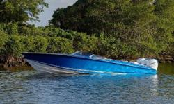 This stylish 2016 36 Flyer is in like new condition. Only 10 hours on triple 350hp Mercury Verado engines. The seller is looking to move up. Top speeds of 90 MPH. This is hull #4.  Nominal Length: 36' Length Overall: 36' Max Draft: 2.5'
