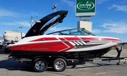 2016 Regal 2000 ESX - $49,999 $367/Mo. OAC This 20? Regal 2000 ESX is immaculate ? it has been stored indoors and has only 9 hours on it. The 102? beam and unique cockpit design make this 20 footer feel enormous! Anticipation quickly builds when you?re