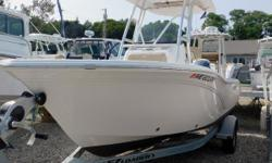 2016 Sea Fox 206 Commander Center Console This 20' center console is second to none when it comes to the integration of comfort and fishing. It's as perfect for a day of family fun cruising the islands, as it is for a day of hardcore fishing with your