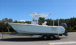 Powered by twin DIGITAL YAMAHA 200's with factory warranty till 03/26/2021!!!This is a very rare, slightly used, completely loaded, 2016 25 Sea Hunt Gamefish. The late model, low hour, 25cc that everyone asks for but can never find. Well, here you are!