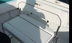 """The name says it all! Our Ultra Series was created for families desiring the """"Ultra"""" experience on the water! Sea Hunt delivers the most comfortable and functional center consoles in the industry with our Ultra Line. With its cushioned rear bench seating"""