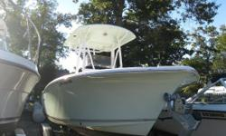 NEW INVENTORY 2016 Sea Hunt Triton 225 This late model Sea Hunt 225 Triton is in mint condition w/ only 86 hours on the Yamaha 150 4 stroke w/ warranty til 8/5/22! This boat comes w: Yamaha 150XB 4 stroke w/ only 86 hours & warranty til 8/5/22