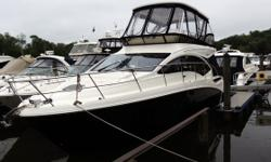 CERTIFIED USED FRESH WATER BOAT - LOW HOURS - WELL EQUIPPED - EXTENDED WARRANTY - ALL TYPES OF TRADES CONSIDERED Engine(s): Fuel Type: Diesel Engine Type: V-Drive Quantity: 2 Draft: 3 ft. 7 in. Beam: 13 ft. 6 in.