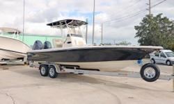 IN STOCK! This boat is ready to go with a Garmin 7612xsv Plotter/Sounder and Garmin 200 VHF radio!!!  Also just added a custom twin engine Jack Plate and Black 10ft Power Pole Blade!!! Retail Price $154,850.00 Blow Out Price - $129,878.00 - 1
