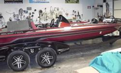 DESCRIPTION: INCLUDESEZLOADER TRAILER, HDS12 ON BOW, HDS9 ON CONSOLE, 2 8FT POWER POLES, AND MINN KOTA FORTREX 112LB 36V!!!!!! Nominal Length: 20.1' Length Overall: 20.8' Beam: 7 ft. 9 in.
