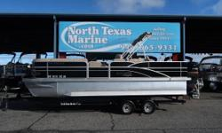 2016 SunCatcher X 322 FC Summer fun enthusiasts have described the X Series 22 Fish and Cruise as the most versatile model in the SunCatcher line up. The tri-log upgrade provides power and performance, while the fishing features make sure your next great