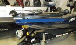 YOUR PRICE INCLUDES: 2015 MERCURY 60 ELPT, 2016 MARINE MASTER TRAILER, MOTORGUIDE X3 70 LB THRUST, LOWRANCE ELITE 3X SPARE TIRE, MERCURY GOLD WARRANTY UNTIL 4/14/21 - 2016 TRITON 17TX Nominal Length: 18' Engine(s): Fuel Type: Other Engine Type: Outboard
