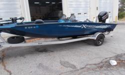 2016 Xpress H20PFC with a Mercury 115 CT 4 stroke low hours. Great 20' crappie boat with 2 Talons, 2 fishfinders, cover, radio and more... ready for the water