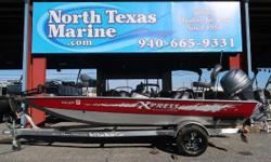 """ONLY 6 HOURS!!! 2016 Xpress Boats Xplorer Catfish Series XP185 CATFISH Includes the """"Sportsman Package"""" While pursuing monster Cats on the mighty Mississippi River or any large body of water, you need a boat full of fight and capable of handling any"""