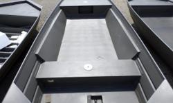 """2017 Alweld 2070 Flat 20"""" Transom LA Package Floor and Sides Commercial Rating ** This package includes boat only. ** Nominal Length: 20' Length Overall: 20' Beam: 8 ft. 0 in. Stock number: 10920"""