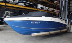 BROKERAGE BOAT - FRESH WATER BOAT - BOATEL KEPT - ONE OWNER Engine(s): Fuel Type: Gas Engine Type: Stern Drive - I/O Quantity: 1 Beam: 8 ft. 0 in.