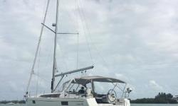 This lightly used 2017 Oceanis 48 and with a shoal draft keel and an ICW friendly mast, makes for  the perfect Florida and Bahama Sailing Vessel! Nominal Length: 48' Length Overall: 48' Max Draft: 6' Drive Up: 6' Engine(s): Fuel Type: Other Engine