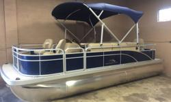 2017 Bennington 20 SF PACKAGED WITH A YAMAHA 50HP, 4-STROKE ENGINE! THE S SERIES FISHING OR CRUISE PONTOON BOATS FROM BENNINGTON Yes, you CAN own a Bennington. Go from dreaming of a pontoon boat to actually owning one. The uncompromising value and quality