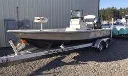 IN STOCK 2017 Blazer 2200 Bay HUGE SELECTION OF IN STOCK BLAZER BAYS!!! FINANCING AVAILABLE!! The Blazer Bay 2200 is the full liner version of the Blazer Bay 2170. It has a huge step-up front casting deck with lockable storage. Some of the quality
