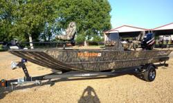 """WITH OPTIONAL, BUT RARELY SEEN, MERCURY 150hp OPTIMAX PRO XS! LOADED WITH HIGH END OPTIONS AND EQUIPMENT! CALL FOR DETAILS I'M TIRED OF TYPING AND THIS SITE ISN'T WORKING RIGHT! LET'S MAKE THIS EASY, BOTTOM DOLLAR PRICE $24,900 """"FIRM"""" UNDER PRICED AND"""