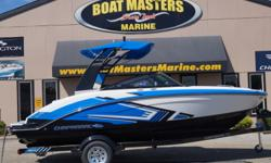2017 Chaparral 203 VRX 2017 VORTEX 203 VRX JET BOAT by CHAPARRAL WITH ROTAX 1.5L, 250HP JET ENGINE! Beam: 8 ft. 2 in. Hull color: Electric Blue Stock number: CHAP37