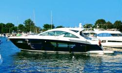 When you step aboard the 60 Cantius, the possibilities are endless. Luxurious and comfortable, powerful and elegant, the 60 Cantius is versatile at every turn. With spacious quarters above and below deck, you can spend more time on the water than ever