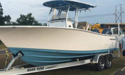 2017 Sportsman Boats Mfg OPEN 252CC Twin 200xca Yamaha 4 strokes 160s a piece Boat is completely loaded out Auto Pilot 2x12 Simrads Sirius XM Weather EPS Steering Crazy Stereo Underwater lighting is crazy Lighting in the boat is crazy Unit is located in