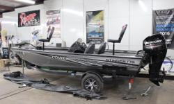 JUST IN! Hardly Used 2017 Lowe Singer 175 with a Mercury 60 ELPT 3S EFI engine and a Karavan Boat Trailer. Many Options added to this rig. Most Important is the Mercury Product Protection Platinum Warranty until 08/09/2022! Mercury 60HP has only 8.3
