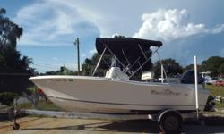2017 Nautic Star 19XS, Like New, Very Low hours, 2017 19' Nautic Star 19XS With 115 HP Yamaha 4 Stroke motor, S/S Prop, 2 batteries, on/off switch, Hydraulic steering, trim tabs, bimini, live well, fish box, Am/FM , Blue tooth , Sirius XM Infinity Stereo