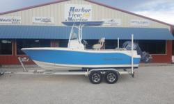***STK # 5421 ** 2017 Nautic Star 2102 Legacy w/ Yamaha F150XB OPTIONS AND FEATURES** Bow Cushion Seat** Canvass T-Top w/ powder coat frame** Infinity Stereo** Simrad GO9 GPSEXAMPLE:** Road King Tandem, Aluminum trailer, Engine(s): Fuel Type: Gas Engine