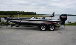 Available now is a 2017 PHOENIX 721 PRO XP W/ 250HP MERCURY PRO-XS 2-STROKE. Comes Equipped with: Tandem Axle Trailer with Brakes Jack Stand Spare Tire Travel Cover Ratchet Tie Downs SS Prop Tackle Locker Rod Locker Dry Storage Bow Butt Seat Rear