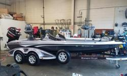 2017 Ranger Z520, STK# 10 SILVER/WHITE DUAL CONSOLE, POWERED BY MERCURY 250 PRO XS WITH WARRANTY UNTIL 11/09/2021, LOWRANCE HDS 9 (CONSOLE), LOWRANCE MARK 5X PRO (BOW), MINNKOTA FORTREX 80, COVER, 3 BANK CHARGER. Nominal Length: 20' Stock number: 10