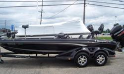 2017 Ranger Z520C, STK# 11 BLACKOUT/SILVER, POWERED BY MERCURY 250 PRO XS WITH WARRANTY UNTIL 04/06/2022, LOWRANCE HDS 12 G3T (CONSOLE), LOWRANCE HDS 9 G3T (BOW)STRUCTURE SCAN, POINT 1 ANTENNA, COVER, HAMBY, HYDRALIC JACK PLATE WITH GAUGE, LOC-R-BAR, 2