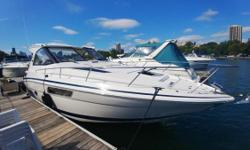 PRICE REDUCED FOR WINTERTO SELL NOW!!! TRADES WELCOME!! Best value for a 2017 on the market!! 100% fresh water use!! ONLY 80HRS. Transferable warranty till mid year 2022! This boat is equipped with twin Volvo Penta V8 300hp engines, generator, aft