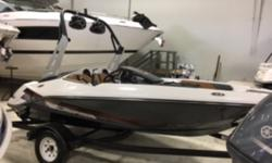 Talk about like new, this boat has less than 10 hours on it. Not only is this boat loaded with most everything Scarab as to offer, but now it has a full color LED's and complete upgraded stereo system. If you want everything, call or stop in today before