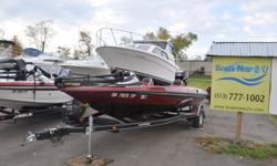 2017 Startos 189 VLO2017 MERCURY 150 HP. OPTIMAX PRO XSDRIVE ON TRAILER WITH BRAKES AND ALLOY WHEELS and Electric winchHYDRAULIC STEERINGLOWRANCE WITH GPS AT THE CONSOLE12/24 70 LB. THRUST MINNKOTA MAXUM TROLLING MOTORTHREE BANK ON BOARD CHARGERCustom