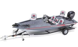 The TRACKER Pro Team 195 TXW is the biggest, most powerful all-welded Mod V boat we've ever built. And it's packed with features to make it our most tournament-ready Mod V, too. From the huge 39 square foot bow casting deck to the box beam, all-aluminum